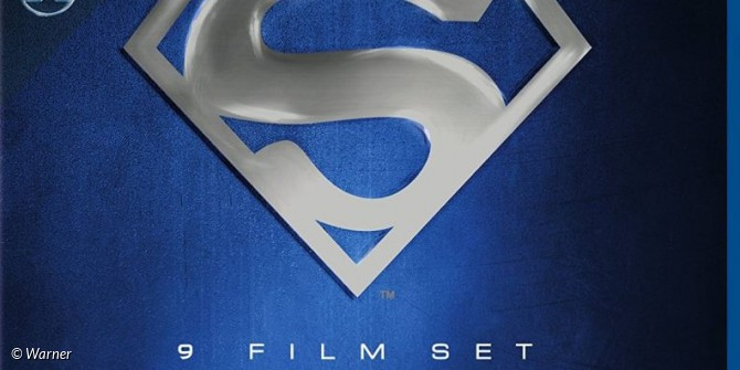 70d38be7fdc0 Anmeldelse  Superman Batman 9-Film Collection (Blu-ray)