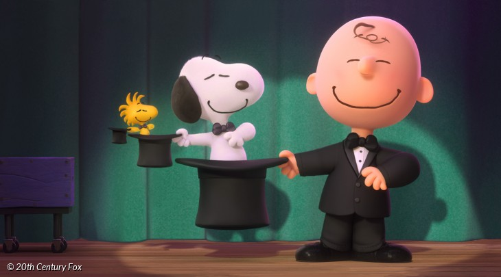 Snoopy The Peanuts Movie - Image 2