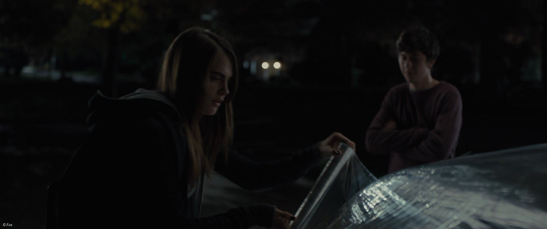 paper towns anmeldelse